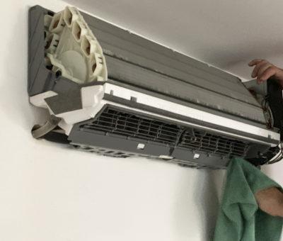 Dezinfekcia klimatizácií iDry