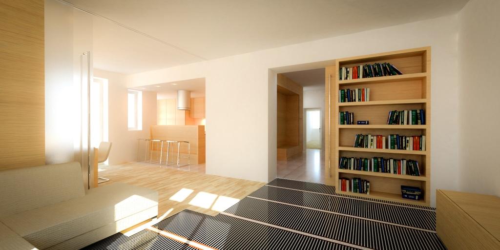 Elektrické podlahové vykurovanie