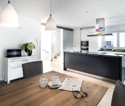 Kuchyňa, 4 základné časti