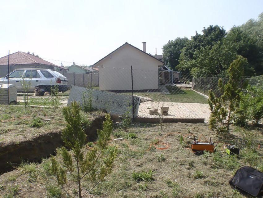 Meranie upripravovaných stavieb