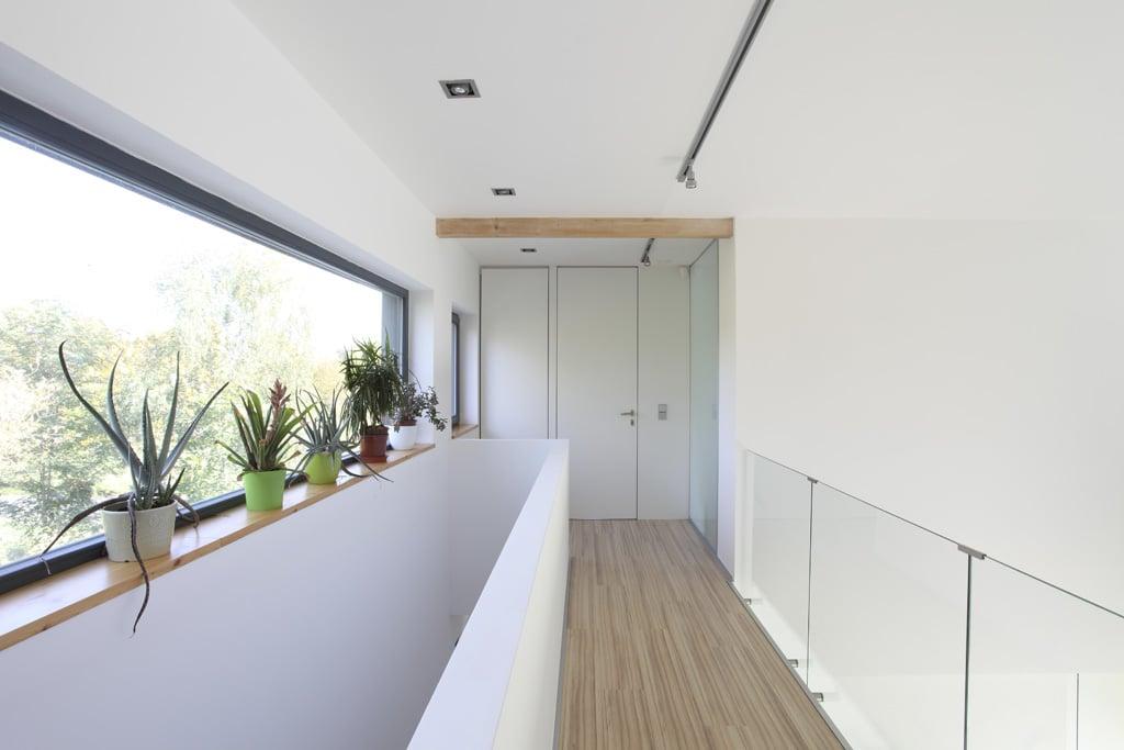 Moderná drevená architektúra, drevostavby