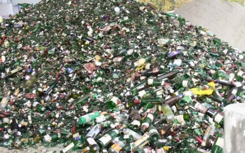 Odpadove Sklo