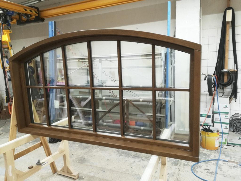 Okná Drevene