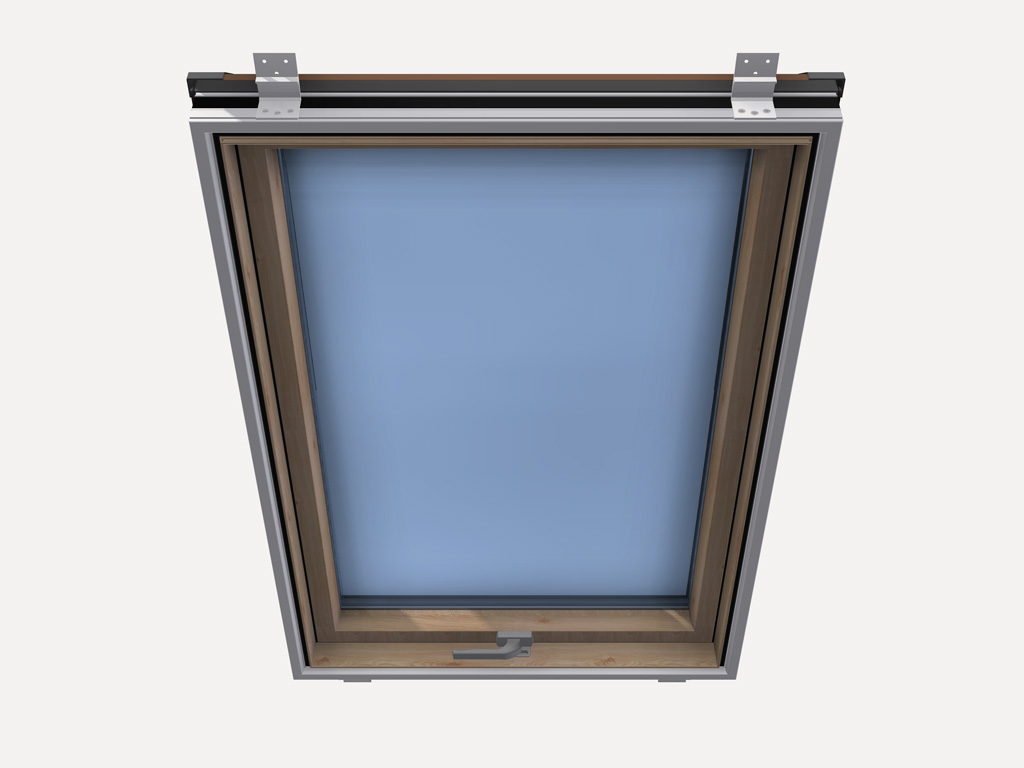 Hliníkové strešné okno ALUSKY