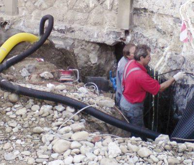 Poruchy a prienik vody do domu