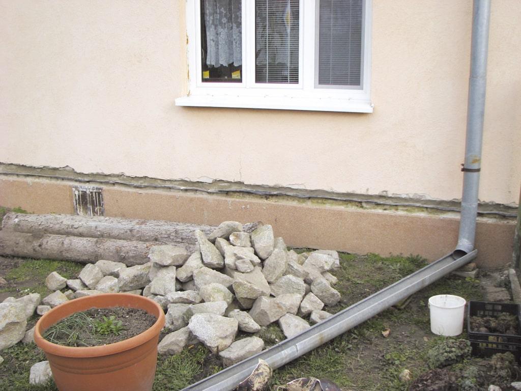 Zdroje vlhnutia stavebných konštrukcií