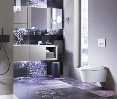 Geberit DuoFresh – systém odsávania pachov priamo z toaletnej misy
