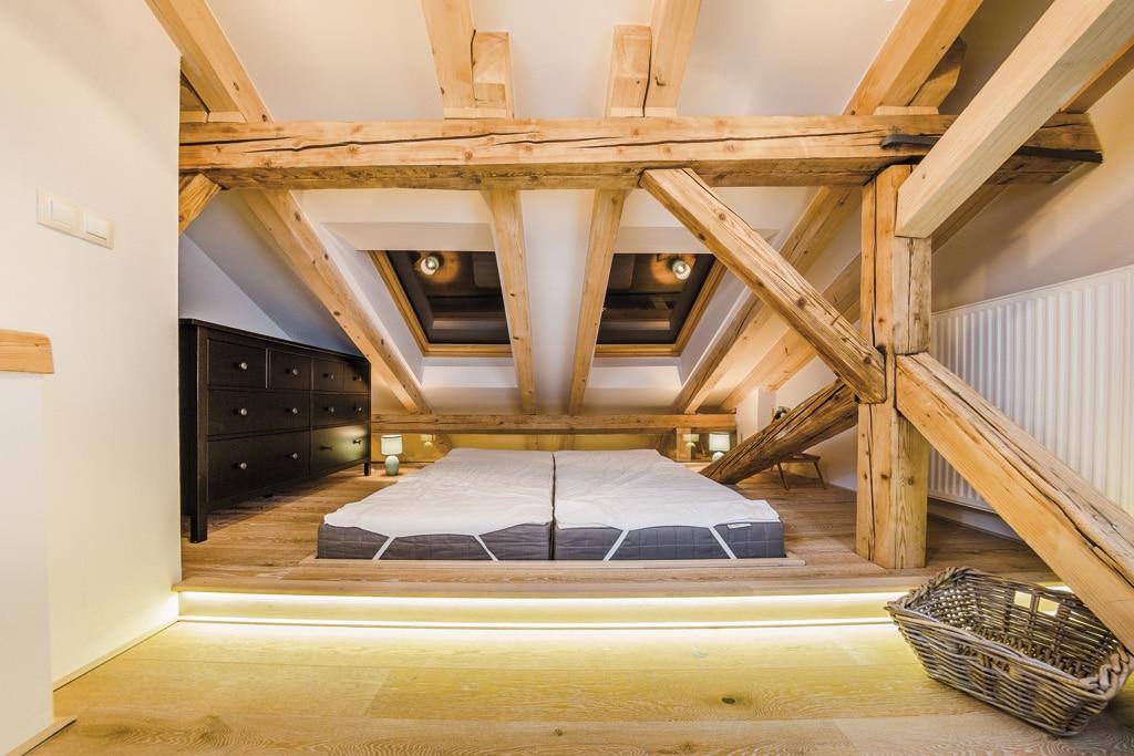 Chemická ochrana krovov, kvalitná strecha
