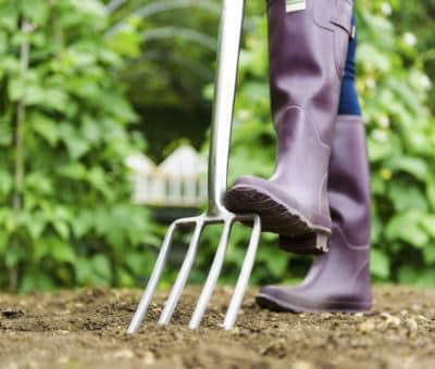 Obnova záhradného náradia Mountfield