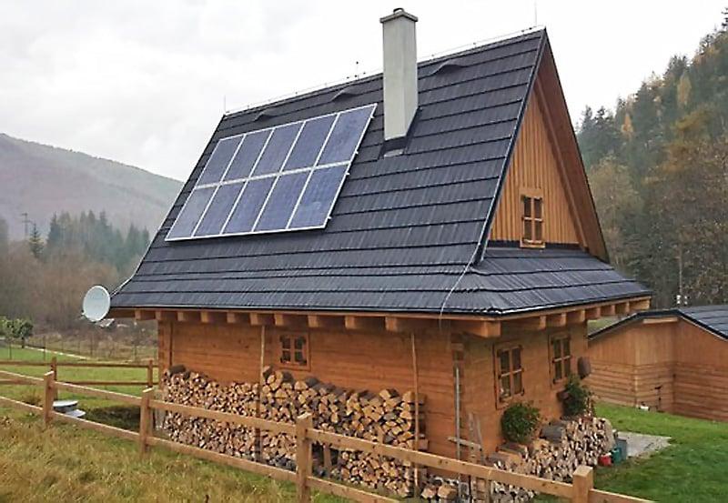 Elektrika svojpomocne, či fotovoltický systém pre chaty