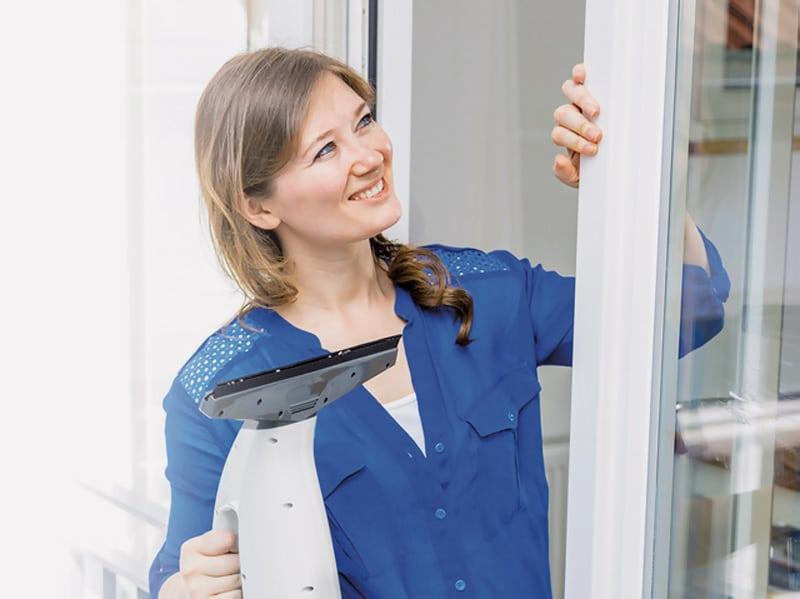 Obávate sa jarného upratovania, čistič okien Orava Lautus