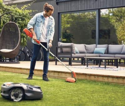 Trávnik je vizitka každej záhrady, ako ho správne prebudiť k životu, H250-0597