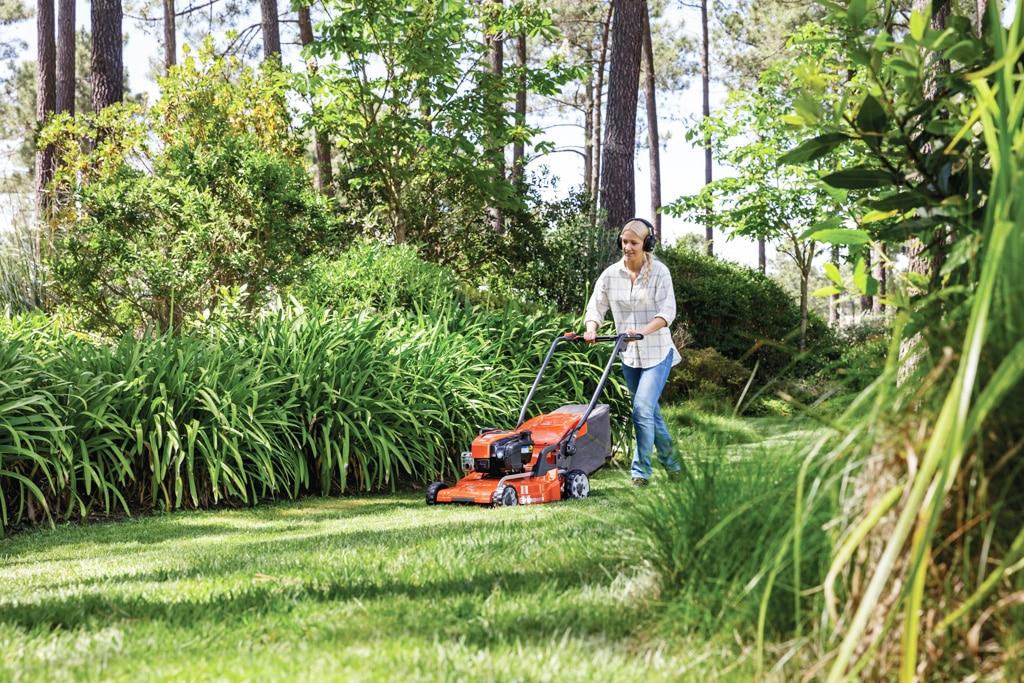 Trávnik je vizitka každej záhrady, ako ho správne prebudiť k životu, H350-0427