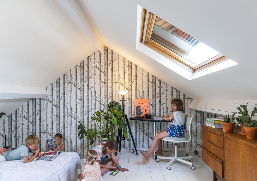 Ako eliminovať v letných horúčavách prehrievanie interiérov v podkroviach