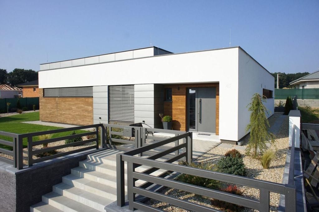 Murovaný alebo montovaný drevený dom Ktorý je lepší, 359 Rodinný dom, Rimavská Sobota