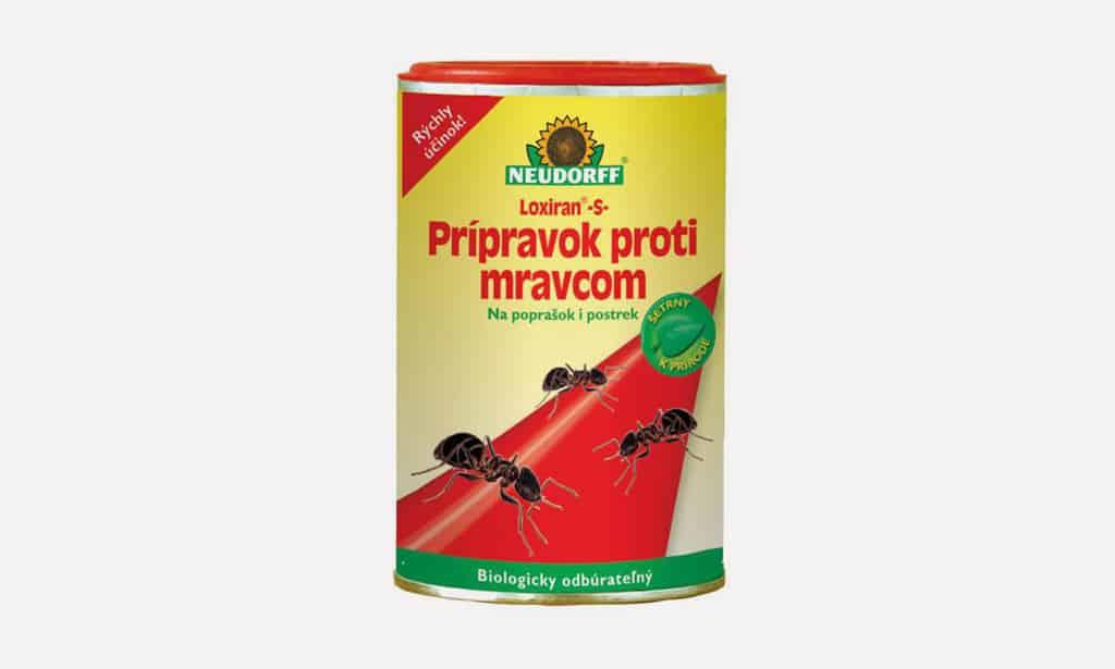 Loxiran-s prípravok proti mravcom