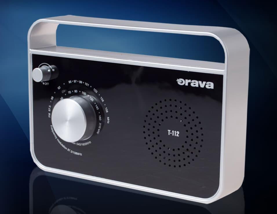 prenosne-radio-fm-t-112, Orava