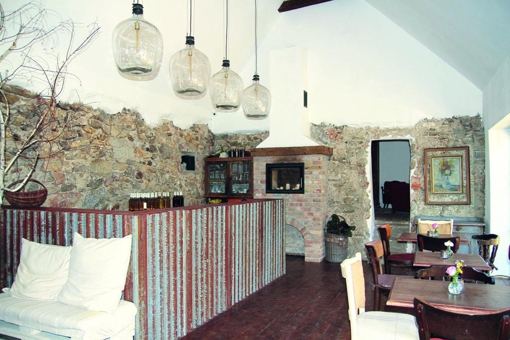 Aj takto môže vyzerať po rekonštrukcii malé rodinné vinárstvo Chvostek