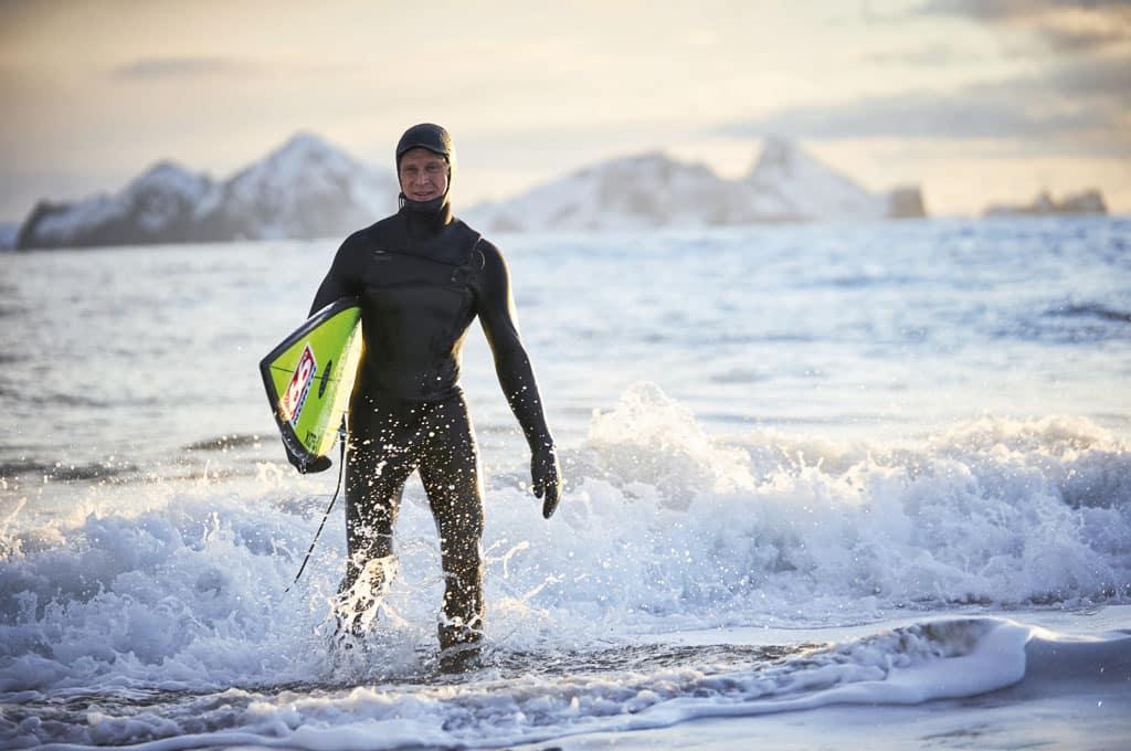 Surfista Heidar, Vaillnat