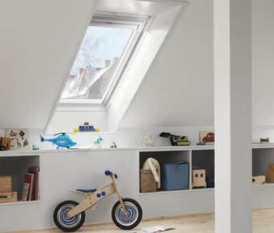 Vyšší komfort bývania a zdravšia domácnosť s dotáciou od Velux, stresne okna