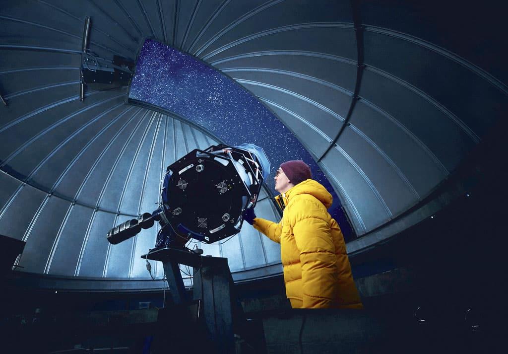 1,5° – aktívnejšie v ochrane klímy, ekologické vykurovanie, Leonard Burtscher, astronom, Vaillant