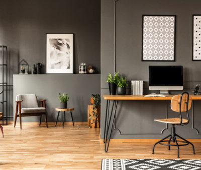 Ako si vytvoriť domáci pracovný kútik stvorený na sústredenú prácu, home office