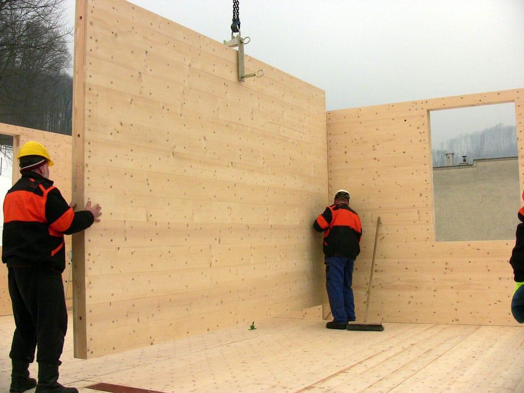 Mesačné drevo – najvyšší stupeň ekologickej drevostavby
