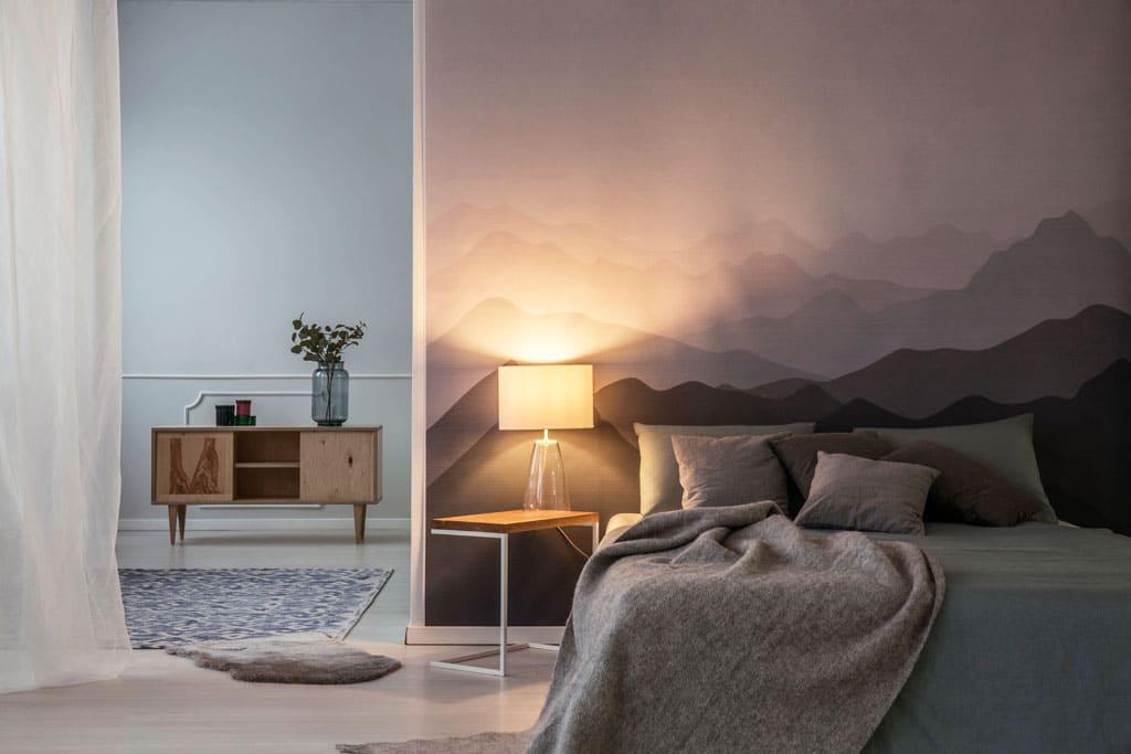 Osvetlenie v spálni