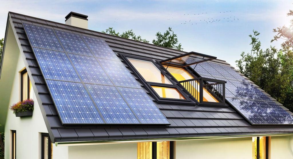 Slnecne kolektory, fotovoltaicke panely