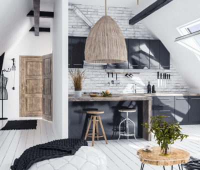 Ako si môžete bývanie v podkroví zariadiť a zútulniť