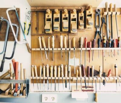 Ako si uložiť nástroje v dielni Vyrobte si Úložné riešenie na náradie v dielni