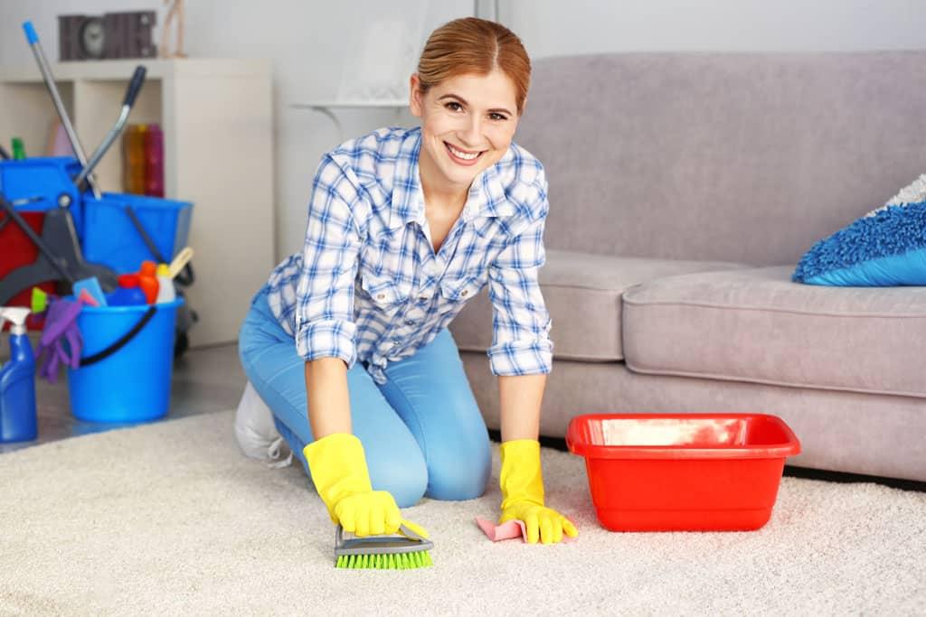 Kvalitný koberec – na čo myslieť pri jeho výbere, čistenie koberca