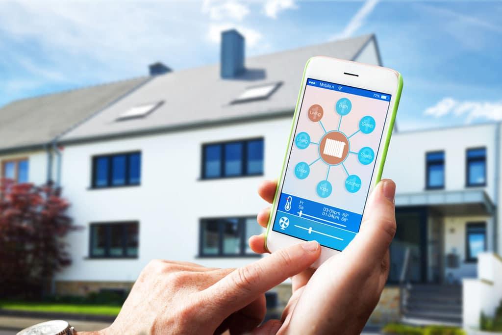 Smart home, IQ dom, Inteligentný dom