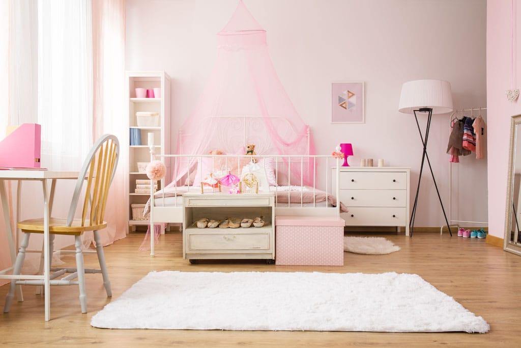 Kútik na hranie aj učenie, Detská izba, ktorá porastie s deťmi, sen každého rodiča