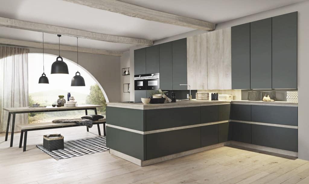 Trendy v kuchyniach, elegantný look a eko riešenia, BALI_PORTO, kuchyne ORESI