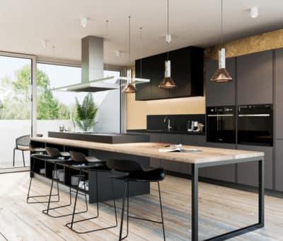 Trendy v kuchyniach, elegantný look a eko riešenia, VELVET STAR, kuchyne ORESI