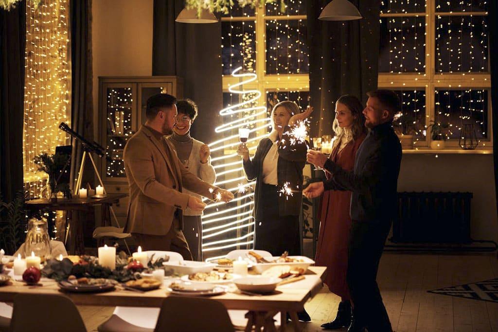 Vianočná symbolika a prestieranie štedrovečerného stola