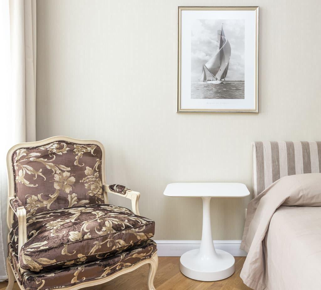 Oživte moderný interiér vintage kúskom