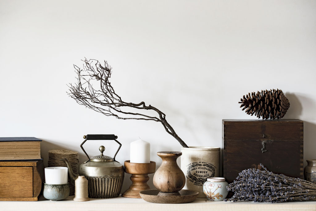 Sofistikované dekorácie, škandinávsky štýl