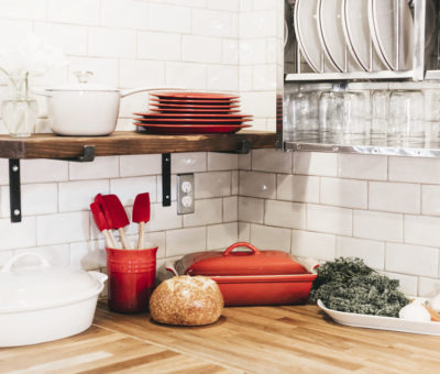 Poznáme triky, ako získať viac miesta v kuchyni