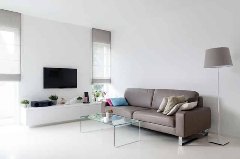 Ako prebieha inštalácia liatej podlahy, liata epoxidova podlaha, interier