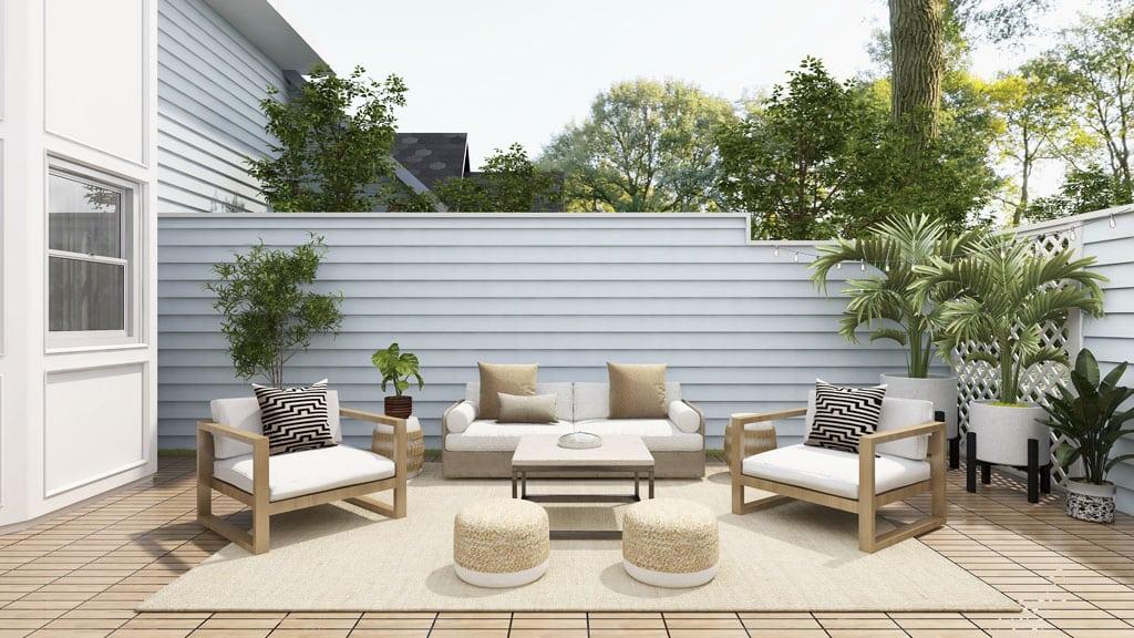 Outdoorové koberce na terasu alebo záhradu Hit tohto leta