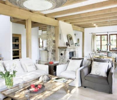 Provensálsky štýl v interiérovom dizajne, vidiecky pocit u vás doma, interier kuchyna