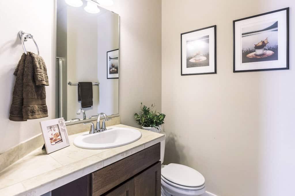 Relaxačná kúpeľňa, Bývanie podľa feng šuej Základné princípy harmonického bývania
