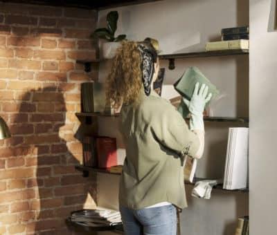 Upratovanie podľa Marie Kondo: Metóda KonMari krok za krokom, zdrave byvanie, hygiena byvania