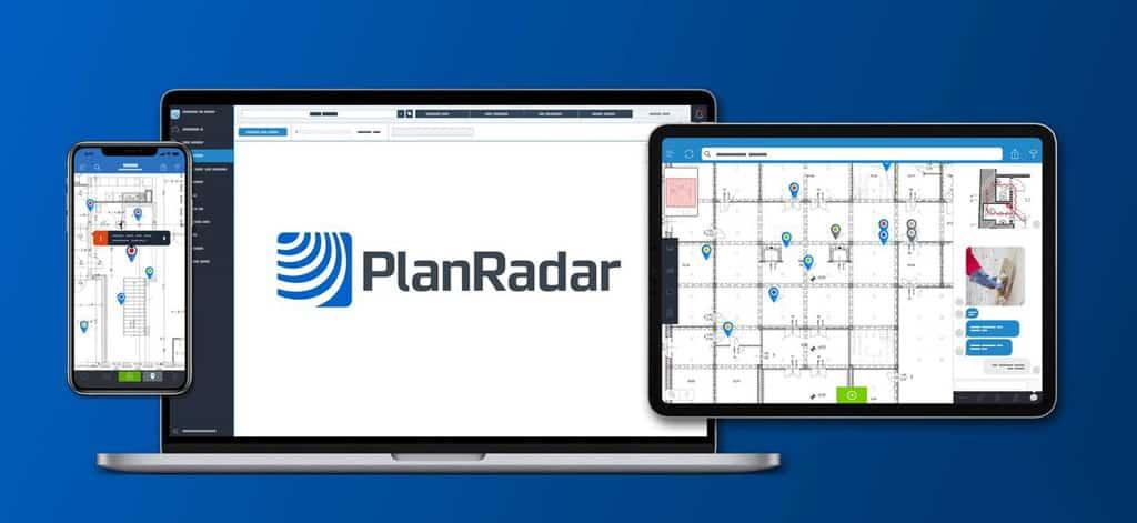 Digitalizácia je cesta k transparentnej kontrole verejných výdavkov v stavebníctve, Plan Radar softwér