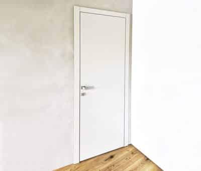 Meníte dvere, Stavte na bezfalcové dvere na mieru, interier