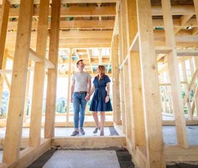 Postavený a zdravý dom, splnený sen nejednej rodiny