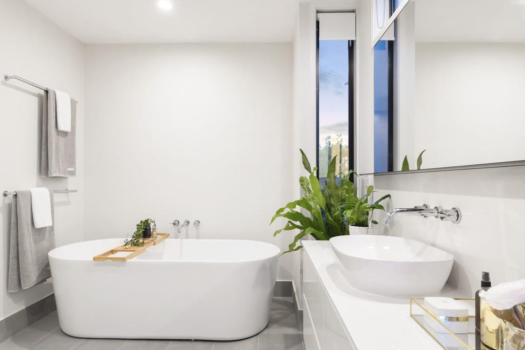 Ako oživiť nudnú kúpeľňu Vyskúšajte tieto super tipy, interier, kupelne a sanita