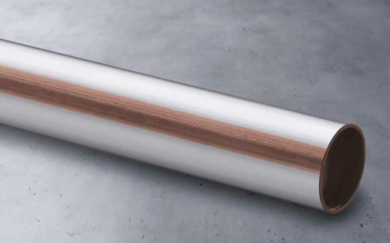 Viega má nové potrubie – rúry z ušľachtilej ocele, technologie, Viega